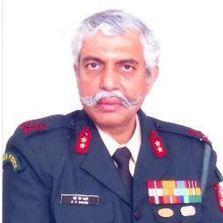 Major General Dr.G.D. Bakshee