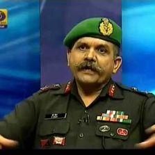 Major General Shri.Dilawar Singh
