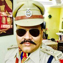 Shri. Jitendra Mani Tripathi, IPS